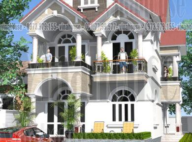 biệt thự 2 tầng Tây Ninh M97