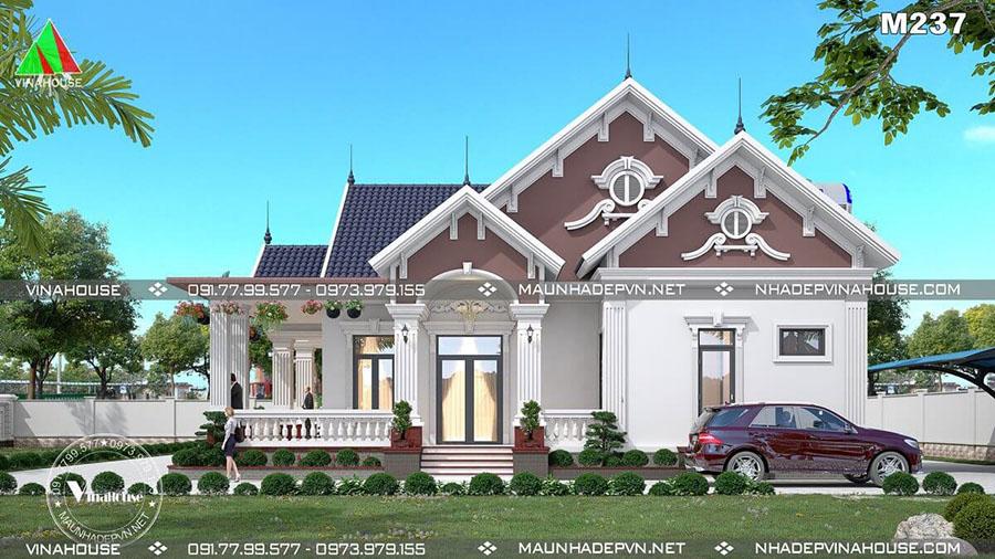biệt thự vườn tại Bình Phước M237